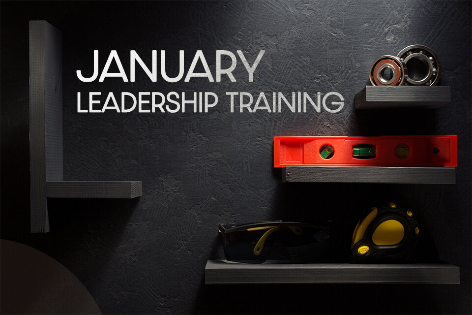 january leadership training