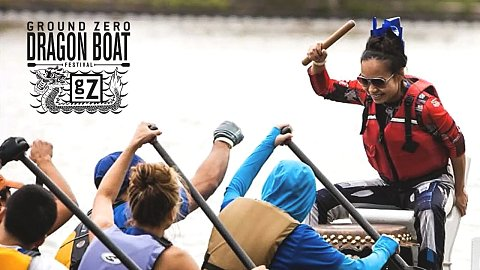 Dragon Boat Paddler Training Episode 8