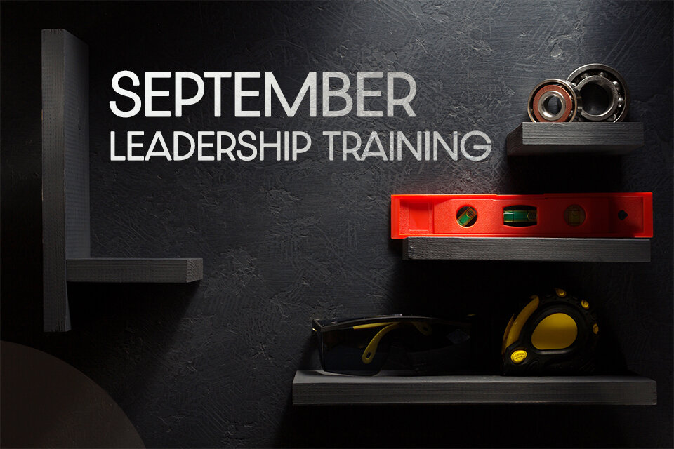 september leadership training