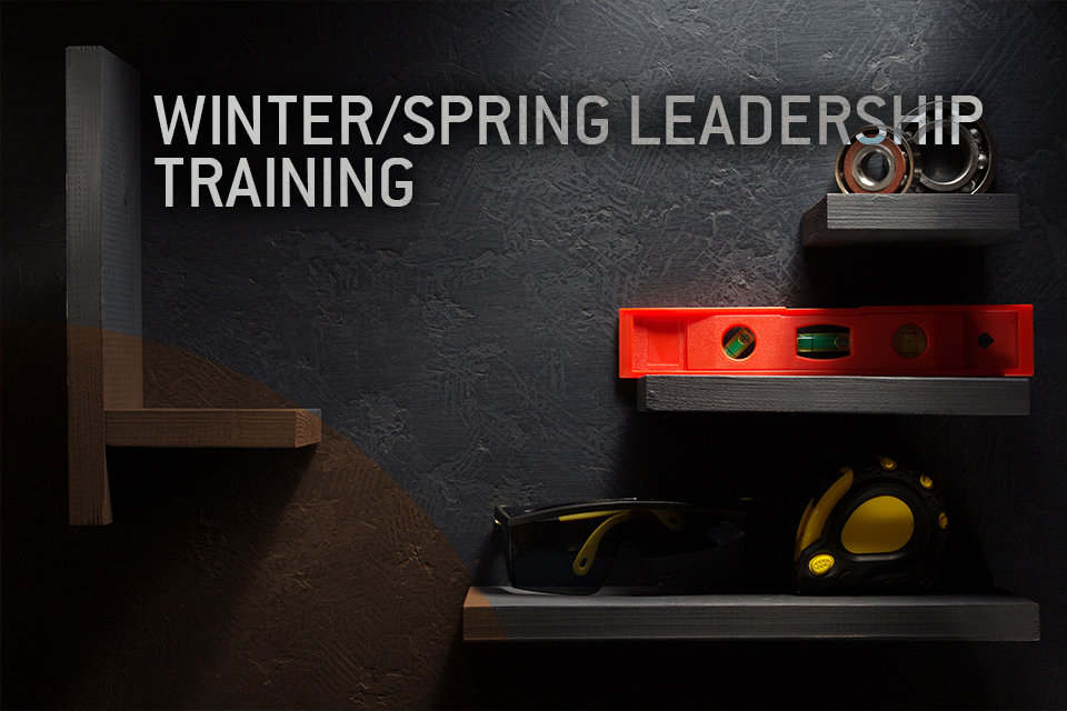 winter spring leadership training web